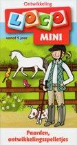 Loco Mini / Paarden, ontwikkelingsspelletjes