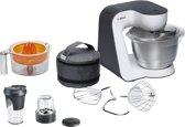 Bosch MUM5 Startline MUM50136 - Keukenmachine - Wit