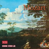 Budapest String Quartet plays Mendelssohn & Schumann