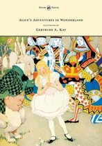 Alice's Adventures in Wonderland - Illustrated by Gertrude A. Kay