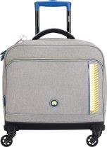 Delsey Sport Stripes Handbagage - 55 cm - Grijs