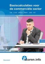 Basiscalculaties voor de commerciële sector