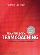 Boek cover Praktijkboek Teamcoaching van Martijn Vroemen (Paperback)