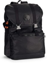 Kipling Experience BP - Laptop Rugzak - 15 inch - Black Dot Mix