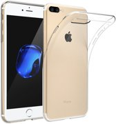 Apple iPhone 7 Plus Ultra thin 0.3mm Gel silicone transparant Case hoesje