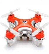 Cheerson CX-10C Quadcopter met Camera - Drone - Oranje