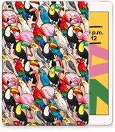 iPad 10.2 (2019) Back Case Birds