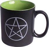 Koffiemok Pentagram