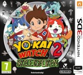 3DS Yo Kai Watch Skelet Spoken