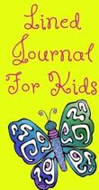 Lined Journal for Kids