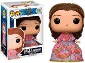 Funko Pop! Belle Garderobe Outfit #251 Limited Editie Belle En Het Beest Disney  - Verzamelfiguur