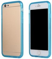 TPU Bumper iPhone 6(s) - Cyaan