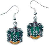 Slytherin Crest Earrings