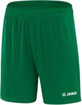 Jako Manchester Short - Voetbalbroek - Jongens - Maat 152 - Groen