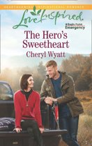 The Hero's Sweetheart (Mills & Boon Love Inspired) (Eagle Point Emergency, Book 4)