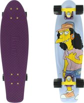 Penny x The Simpsons Rock on Little Dudes! Nickel Cruiser Skateboard 27.0