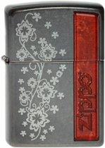 Aansteker Zippo Floral Design