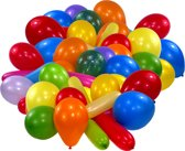 50 Latex Balloons Assorted