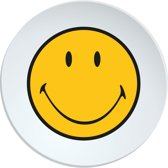 Zak!Designs Smiley Classic Saladebord - 20 cm - Wit - Set van 6 stuks