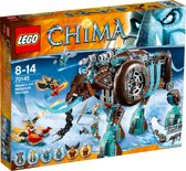 LEGO Chima Maula's IJsmammoet Stamper - 70145