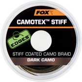 Fox Camotex Stiff | Onderlijnmateriaal | Dark Camo | 25lb