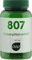 AOV 807 Druivenpitten-extract - 60 Capsules - Voedingssupplement