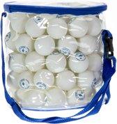 Rucanor Tafeltennisballen - wit