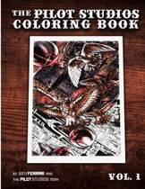 The Pilot Studios Coloring Book Vol. 1