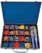 Draper Tools Expert Ratel krimptang en aansluitingen set 56383