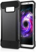 Itskins Zwart Spina Case Samsung Galaxy S8