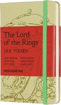Moleskine Limited Edition-Notitieboek-Lord Of The Rings-Pocket-Gelineerd-Shire