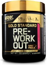 Optimum Nutrition Pre-workout Gold Watermelon  Default