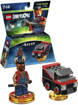 LEGO Dimensions - Fun Pack - The A-Team (Multiplatform)