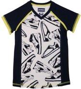 Legends22, shirt Sneaker denim dark blue, maat 146/152