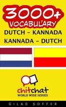 3000+ Vocabulary Dutch - Kannada