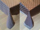 Zencon - Katoenen tafellaken met Teflon - 1m50 x 2m50