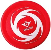 Angel Sports - Flying Disc 40 centimeter - Rood