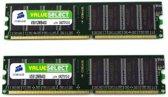 Corsair ValueSelect 8GB DDR3 1600MHz (2 x 4 GB)