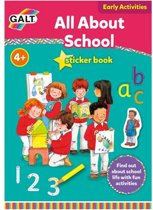 Galt Oefen- En Speelboek Alles Over School (en)