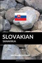 Slovakian sanakirja