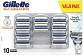 Gillette Skinguard Sensitive Scheermesjes - 10 stuks