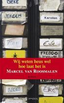Boekomslag van 'Wij Weten Heus Wel Hoe Laat Het Is'
