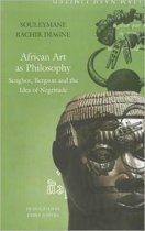African Art as Philosophy