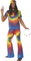 Dressing Up & Costumes | Costumes - 60s Groovy - 1960s Tie Dye Top And Flared Tr