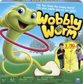 Wobbly Worm - Actiespel