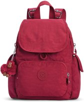 Kipling City Pack Mini Kleine Rugzak - Radiant Red Combo