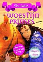 De prinsessen van Fantasia 3 - De woestijnprinses set van 2
