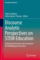 Discourse Analytic Perspectives on STEM Education