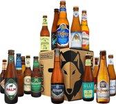 Beerwulf 16 Populaire Speciaalbieren Pack - Bierpakket - 16 stuks