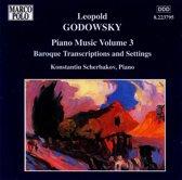 Godowsky: Piano Music Vol.3